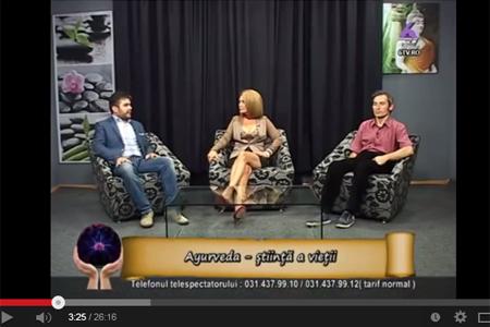 Marius Vornicescu in Emisiunea Puterile Secrete 06.06.2014
