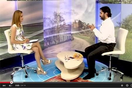 Marius Vornicescu in emisiunea MEREU IN FORMA - Mudrele, gesturi vindecatoare