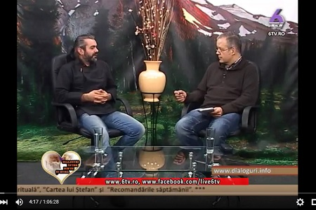 Marius Vornicescu in Emisiunea DIALOGURI INTRE MINTE SI INIMA 2016 02 27