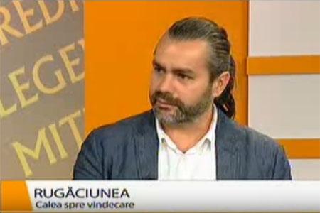 Marius Vornicescu in emisiunea ROMANIA SPIRITUALA