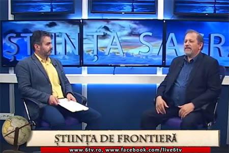 Marius Vornicescu si Victor Cosbuc in emisiunea STIINTA SACRA 2017-05-20