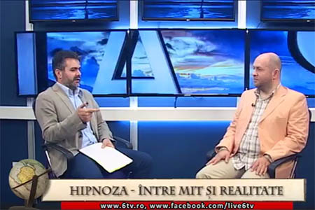 Marius Vornicescu si Tudor Borza in emisiunea STIINTA SACRA 2017-05-28